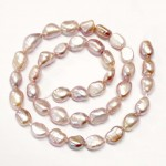 Beads Pearl ~ 10x7mm (1510003)
