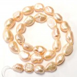 Beads Pearl ~ 12x9mm