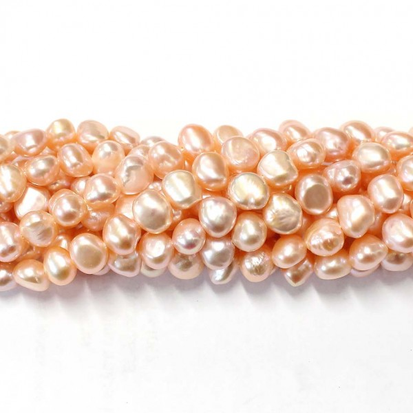 Beads Pearl ~ 7x6mm