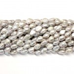 Beads Pearl ~ 8x6mm (1508007)
