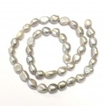 Beads Pearl ~ 9x7mm (1509001)