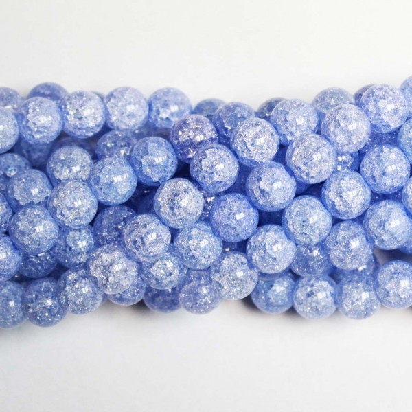 Beads Quartz-crackle 10mm (1610020)