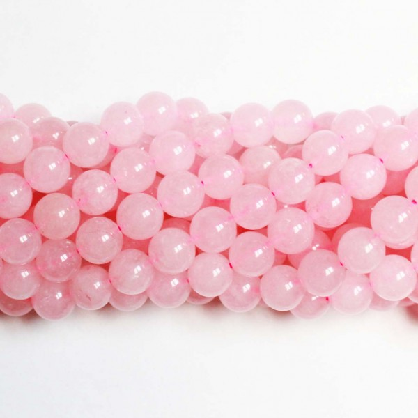 Beads Rose quartz 10mm (3210000)