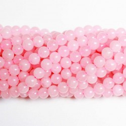 Beads Rose quartz 8mm (3208000)