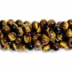 Beads Tiger's Eye 10mm (3710000)