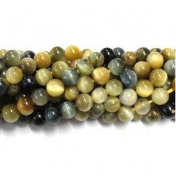 Beads Tiger's eye 6,5mm (3706000)