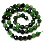 Beads Zoisite-faceted 8mm (4408000G)