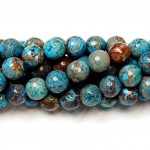 Beads Сhrysocolla-faceted 12mm (4112000G)