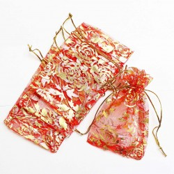 Gift pouches 110x75mm 5pcs.(031)