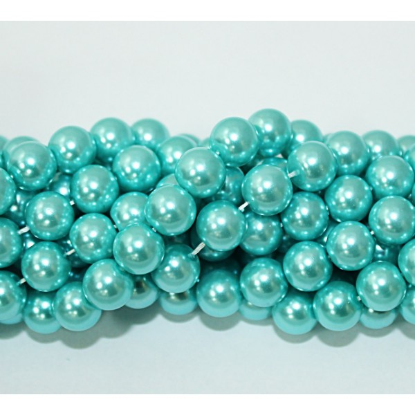Glass beads (Electroplating) 10mm (4201)