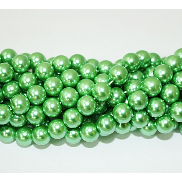 Glass beads (Electroplating) 10mm (4204)