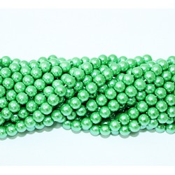 Glass beads (Electroplating) 6mm (4225)