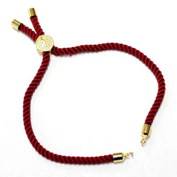 Basis for a bracelet (adjustable) max~22cm (F07M3000)