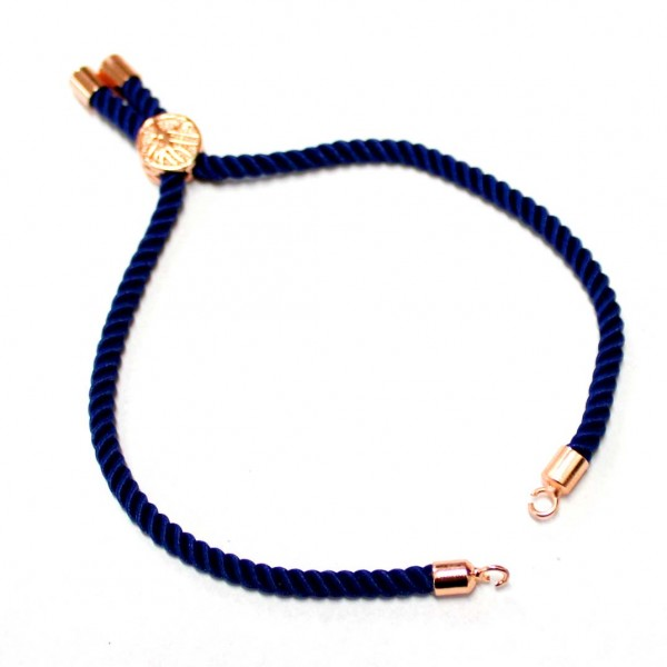 Basis for a bracelet (adjustable) max~22cm (F07M4002)