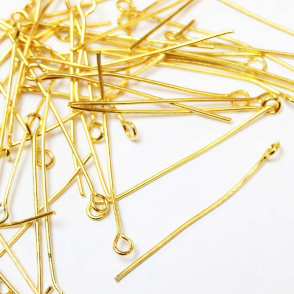 Head pins 35mm ~ 50 psc. (F16M3012)