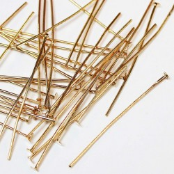 Head pins 40mm ~ 50 psc. (F16M4002)