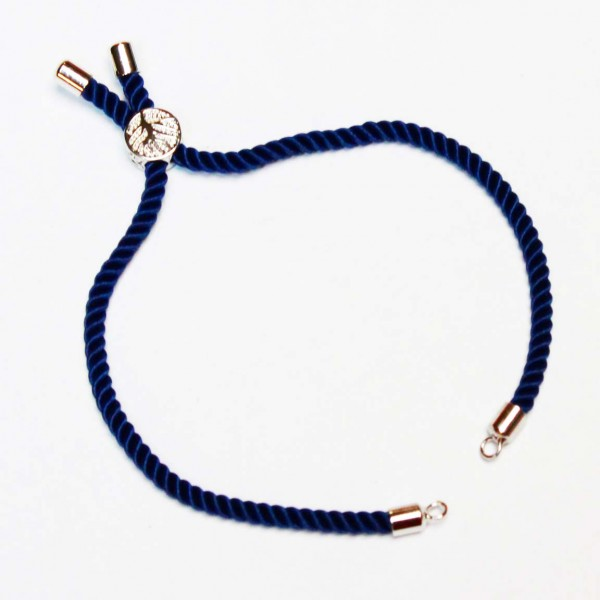 Basis for a bracelet (adjustable) max~22cm (0420)