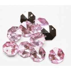 Sewing crystals 14х14mm (7700) 10 pcs.