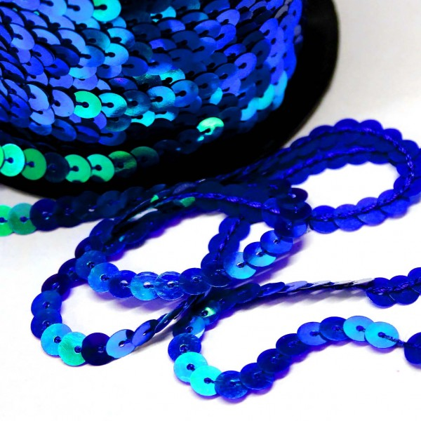 Band of sequins 6mmx1m (006503F)