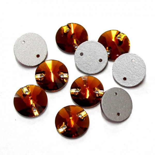 Sewing crystals 12x4mm 10 psc. (112005PK)