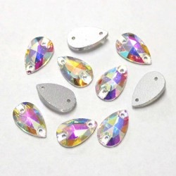 Sewing crystals 12x7x3mm 10 psc. (112000PK)