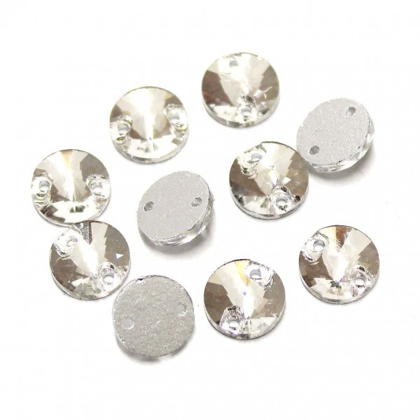 Sewing crystals 8x3mm 10 psc. (108000PK)